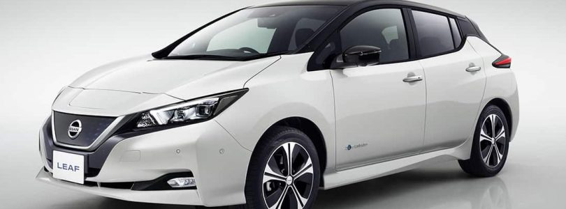 Nissan LEAF 2018 The Car Expert