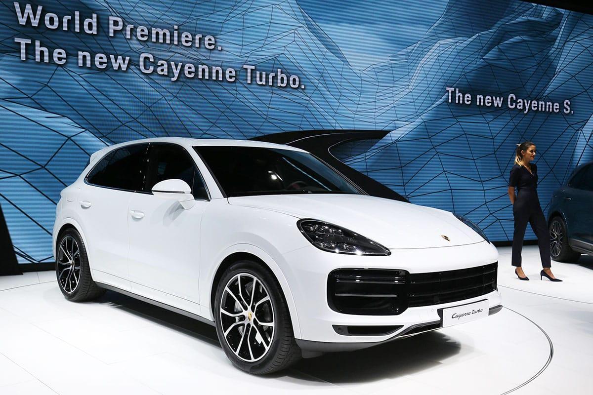 Porsche Cayenne Turbo The Car Expert