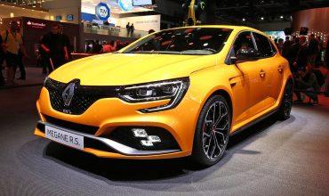 Frankfurt – Renault Megane R.S. steers four wheels
