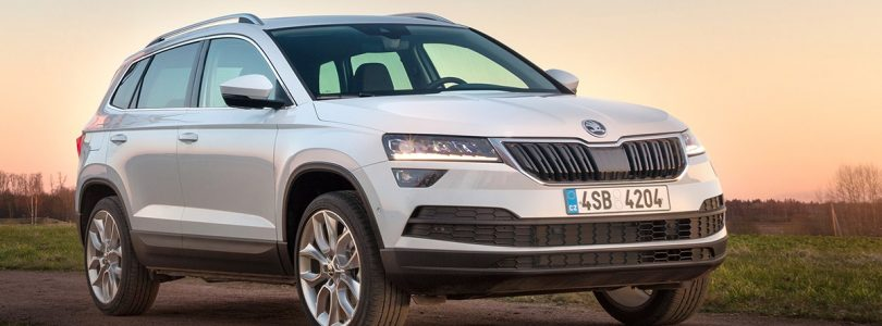 The Car Expert Skoda Karoq