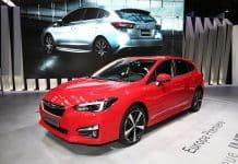 Subaru Impreza Frankfurt The Car Expert
