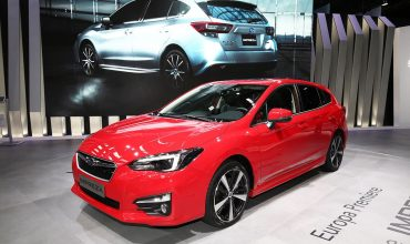Subaru Impreza Frankfurt The Car Expert
