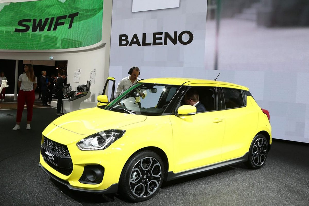 Suzuki Swift Sport Frankfurt The Car Expert