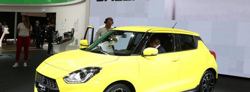 Suzuki Swift Sport Frankfurt The Car Expert