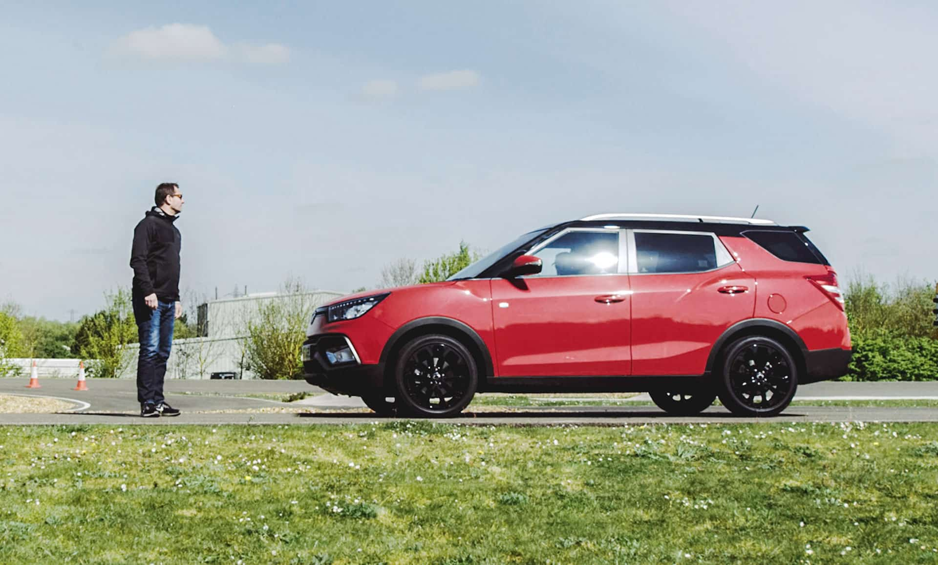 SsangYong autonomous The Car Expert