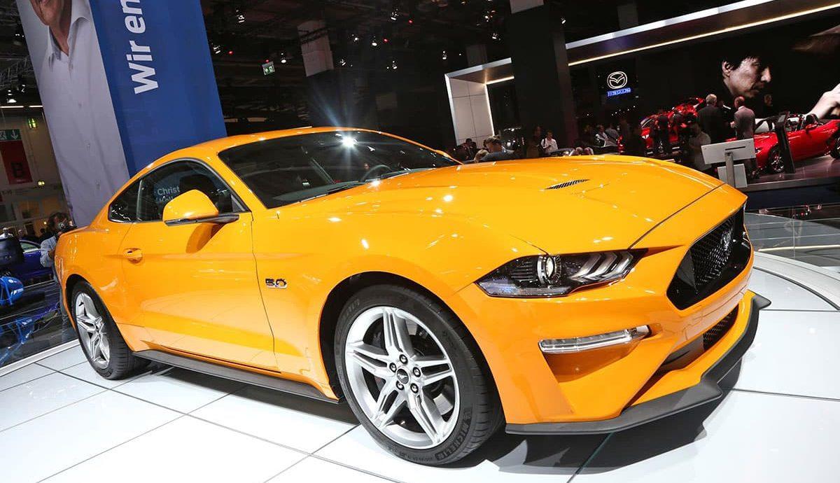ford Mustang Frankfurt The Car Expert