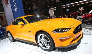 ford Mustang Frankfurt The Car Expert