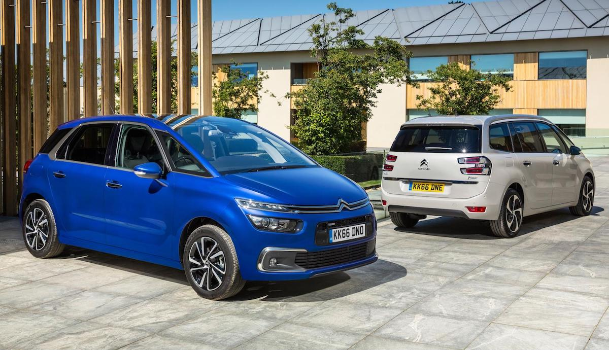 Citroen C4 Picasso and Grand C4 Picasso are part of the PSA scrappage scheme