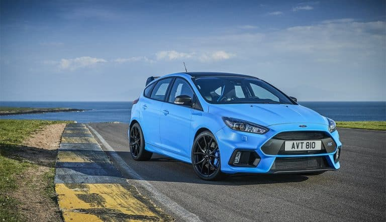 Ford introduces new Focus RS Edition