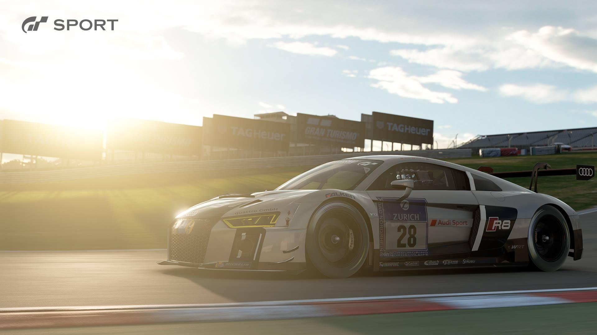 Gran Turismo Sport screenshot - Audi R8 LMS