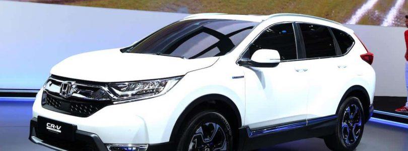 Frankfurt: Honda commits to electric future