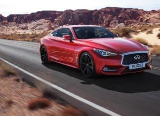 Infiniti Q60 | New car reviews | The Car Expert