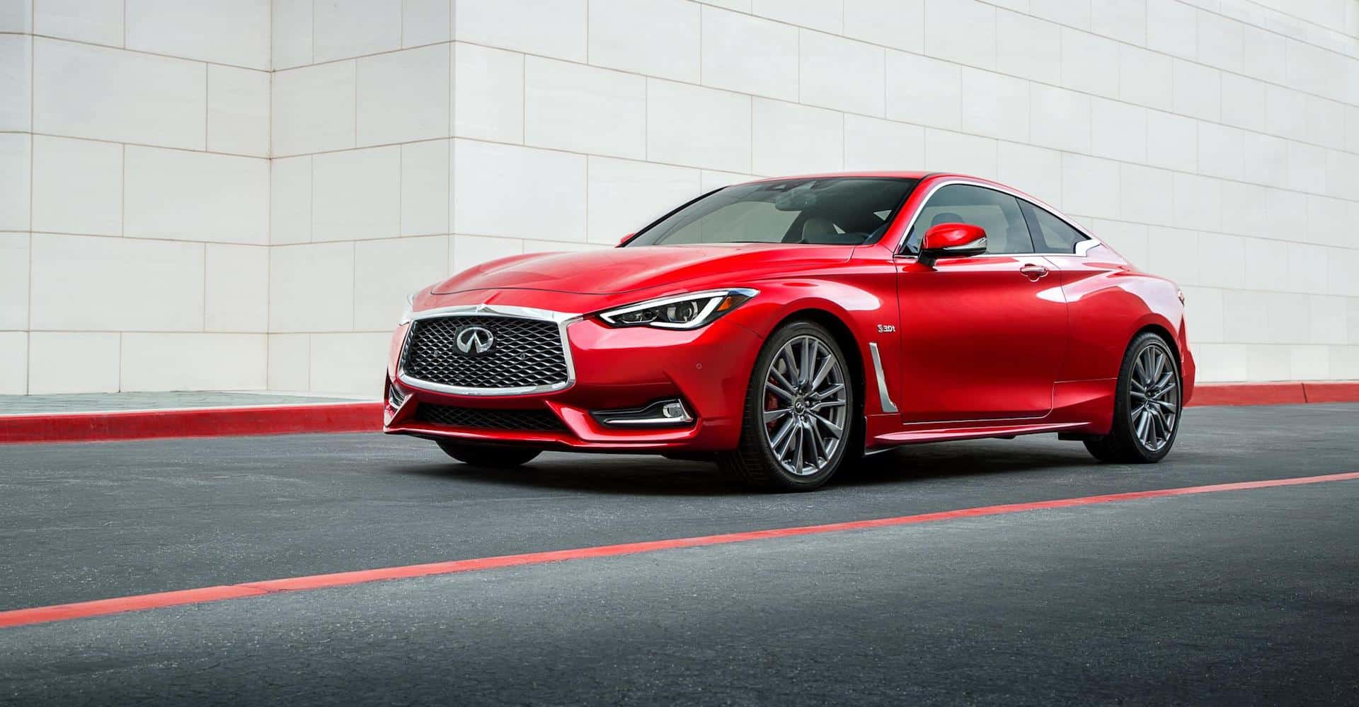 Infiniti Q60S coupe | The Car Expert
