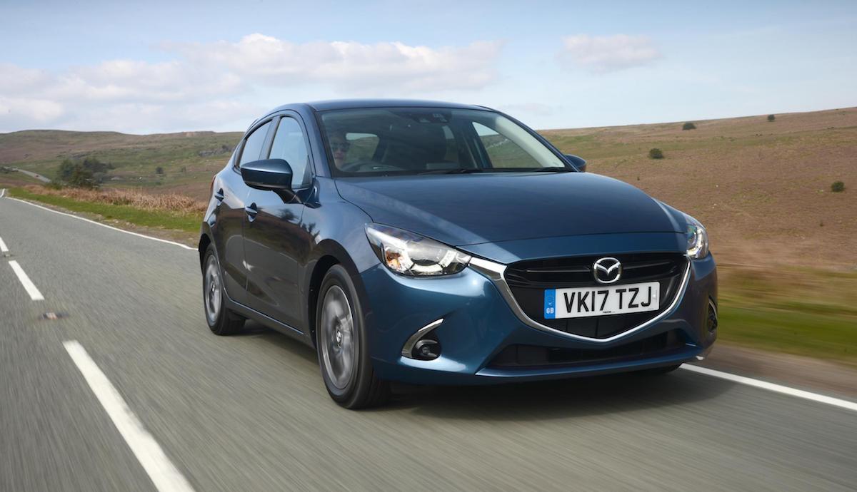 Mazda2 on the Mazda scrappage scheme 2017
