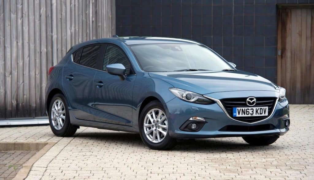 Mazda3 (top ten safest used cars 2017)