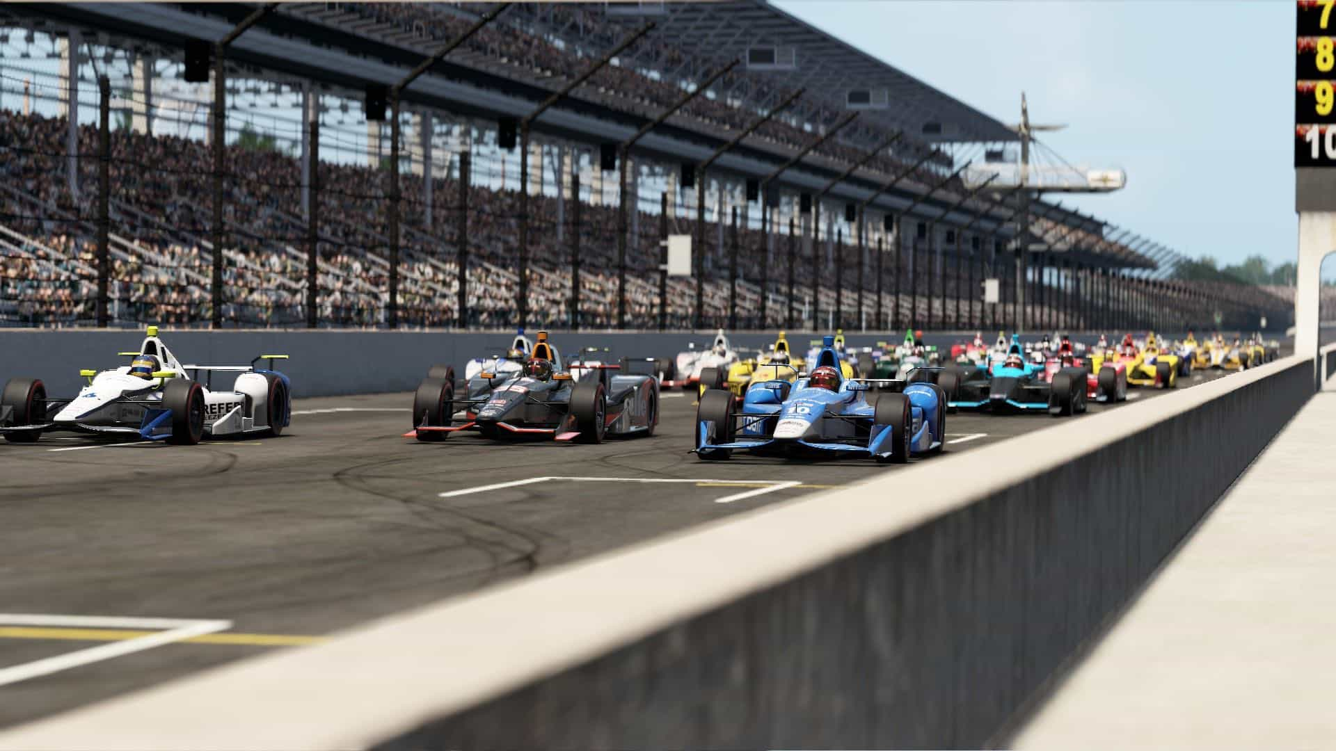Project Cars 2 screenshot Indy 500 (The Car Expert)
