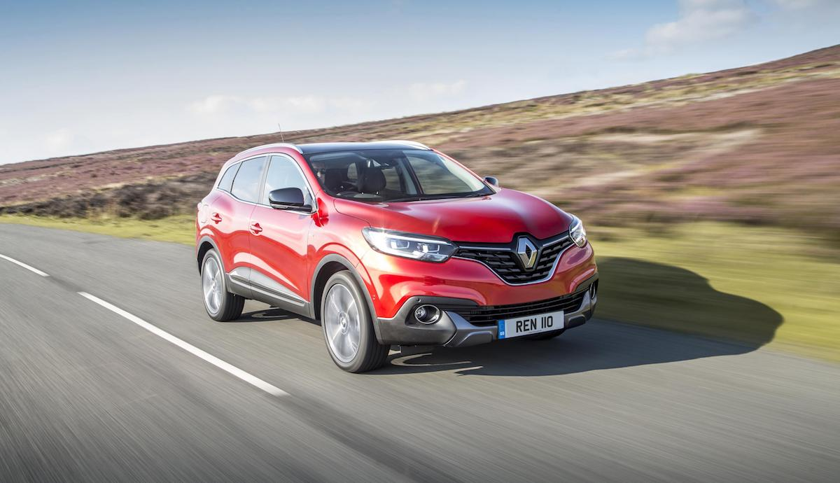 Renault Kadjar is included in the new scrappage scheme