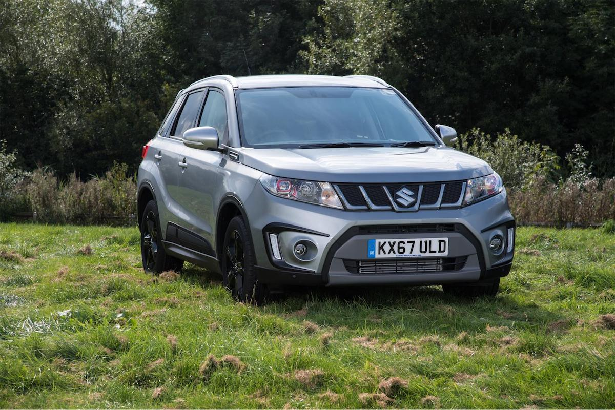 Suzuki Vitara - scrappage scheme 2017