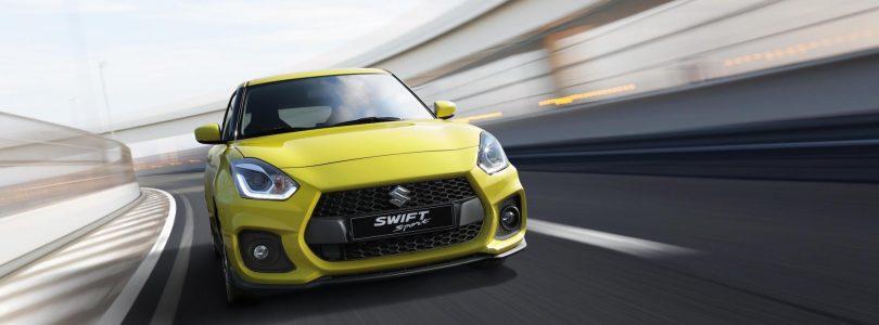 Suzuki Swift Sport 01 - Frankfurt