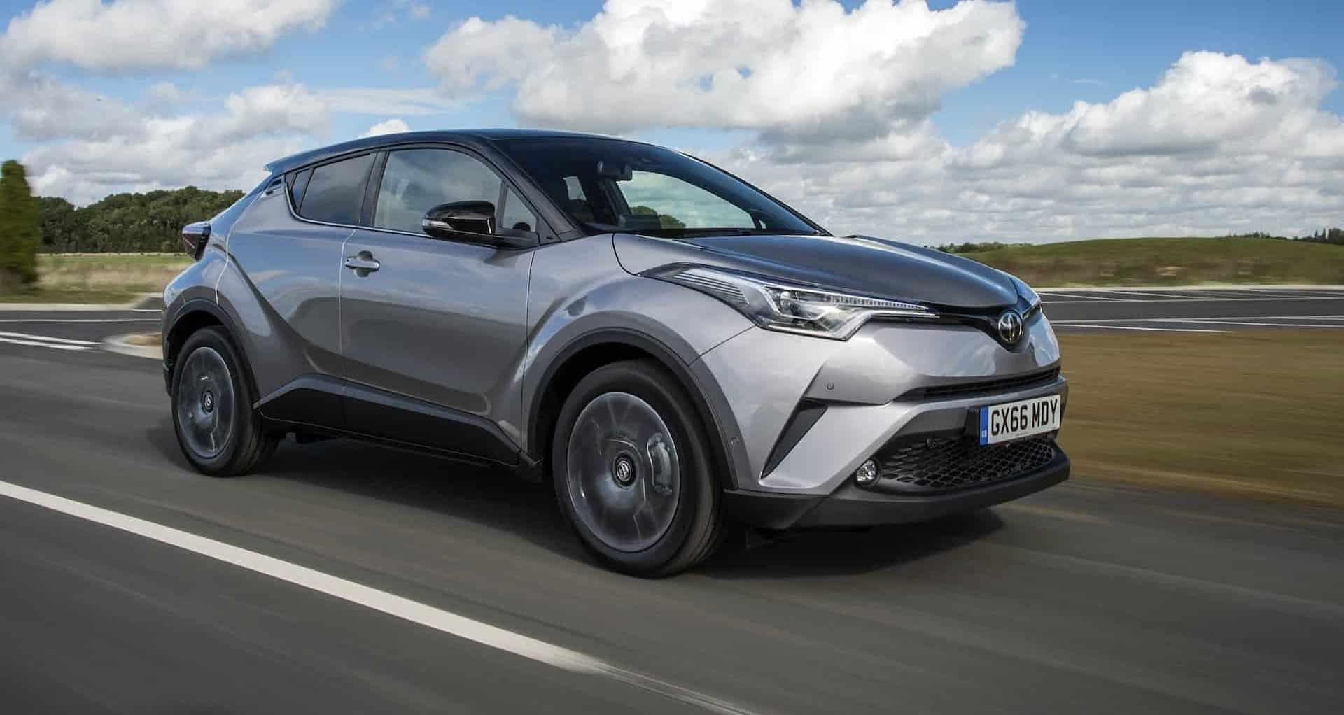Toyota C Hr Hybrid Review Car Reviews 2017 The Car Expert