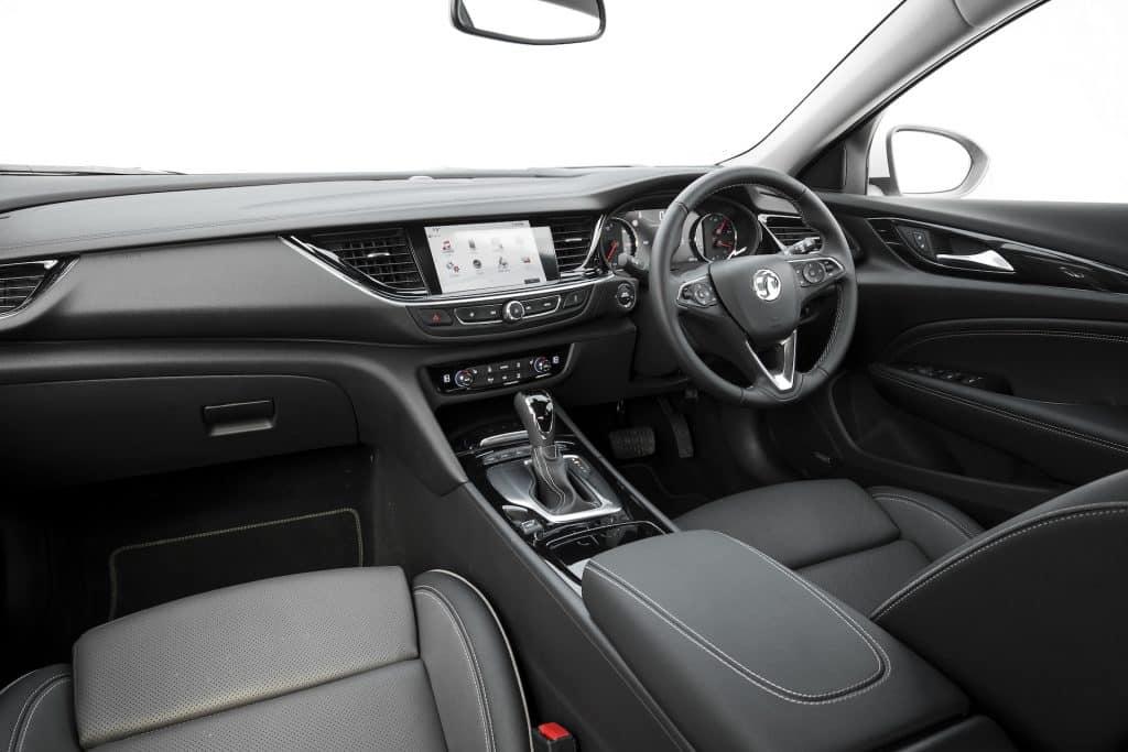 Vauxhall Insignia Grand Sport interior   The Car Expert