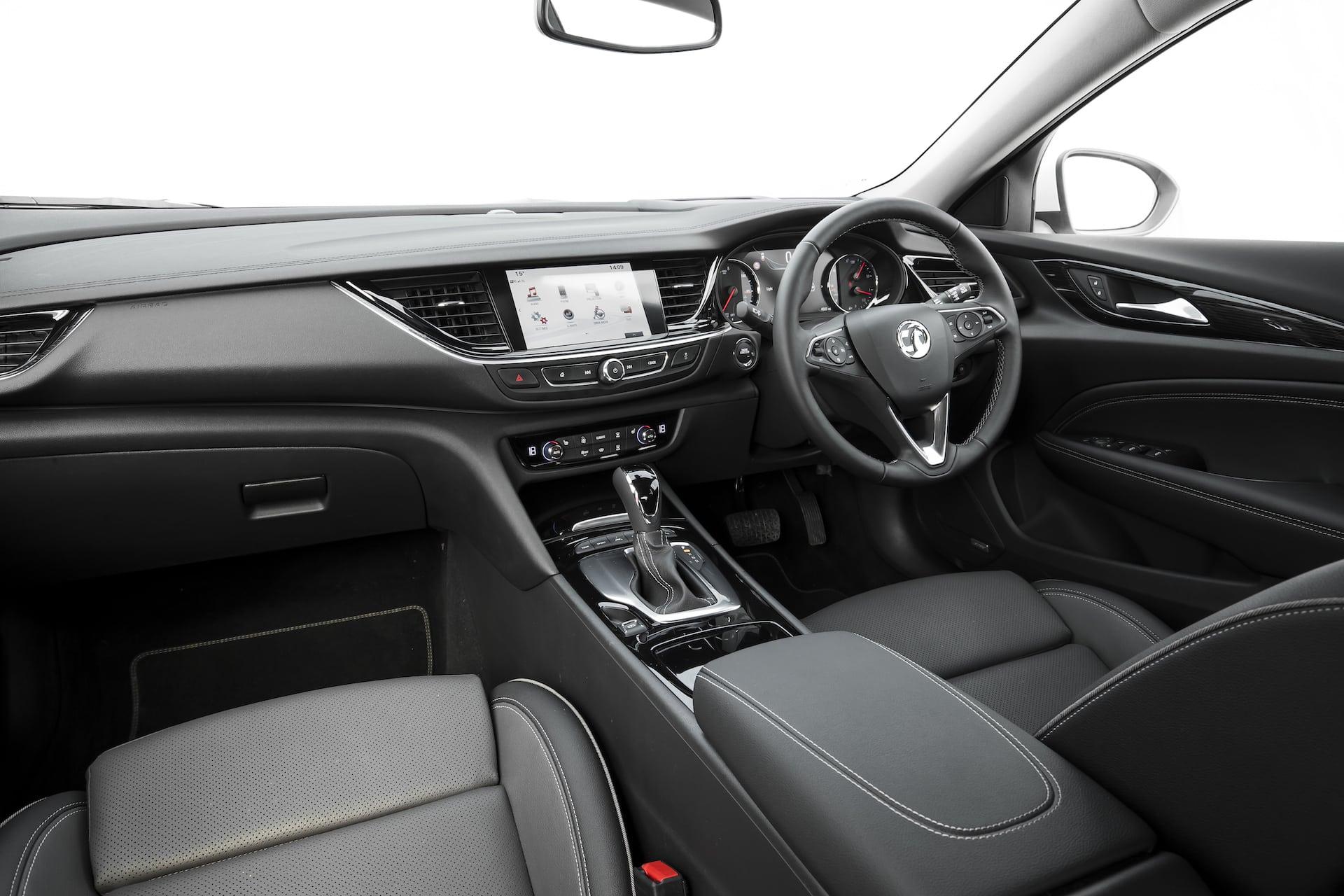Vauxhall Insignia Grand Sport interior | The Car Expert