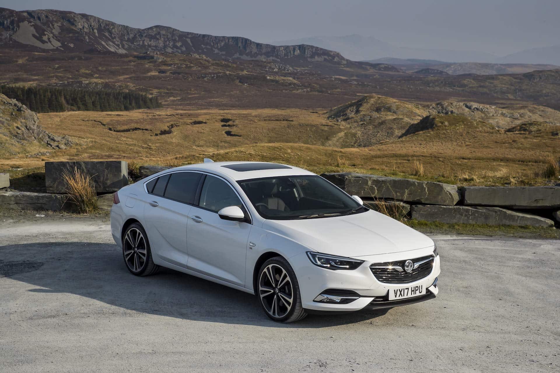 Vauxhall Insignia Grand Sport liftback   The Car Expert