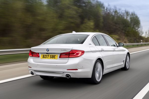 BMW 5 Series on road - The Car Expert