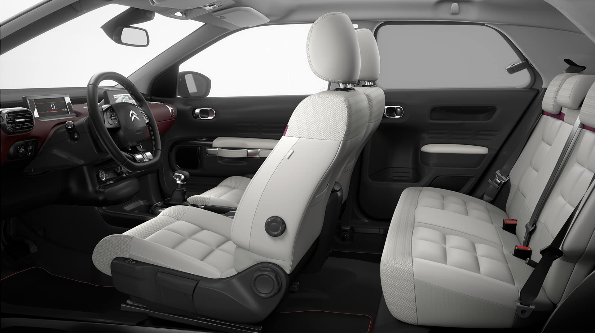 Citroën C4 Cactus bumps up its comfort 1