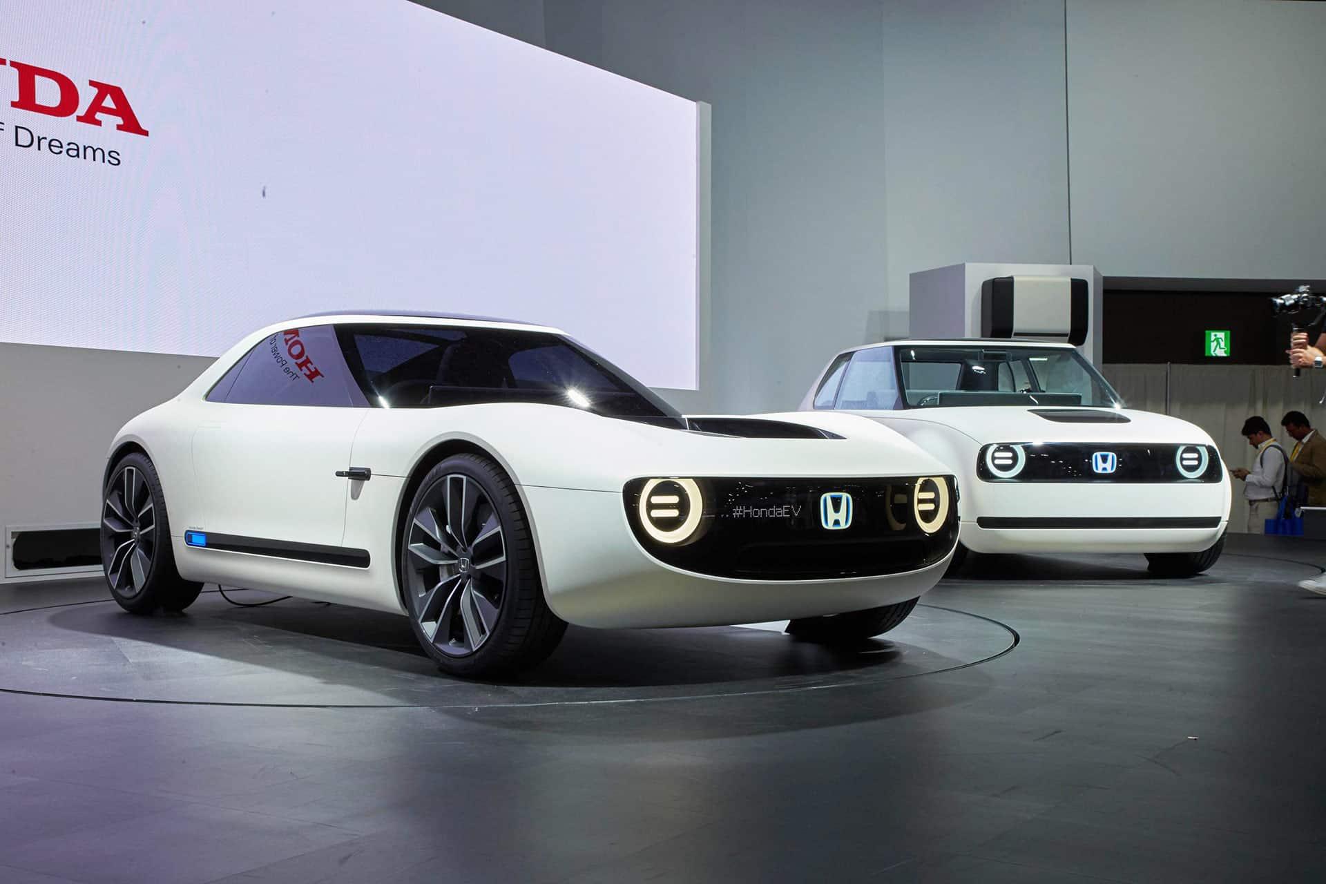 Star new models at the Tokyo Motor Show 2