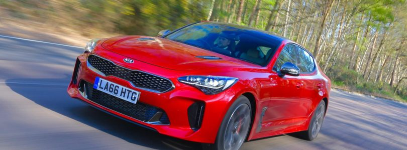 Kia Stinger The Car Expert