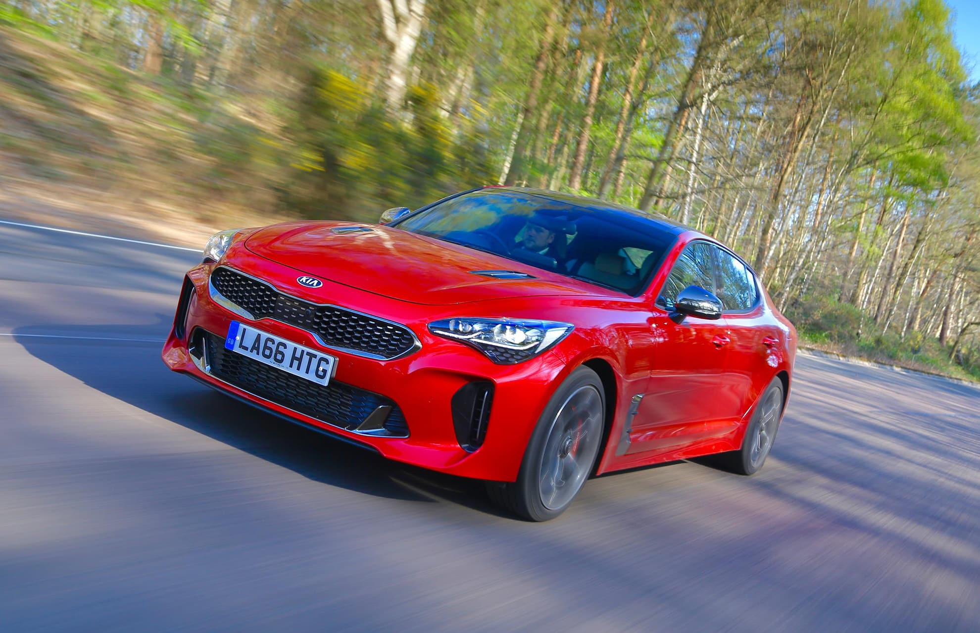 first crashes stinger cars party drive sports new german impressions gt kia car rwd the
