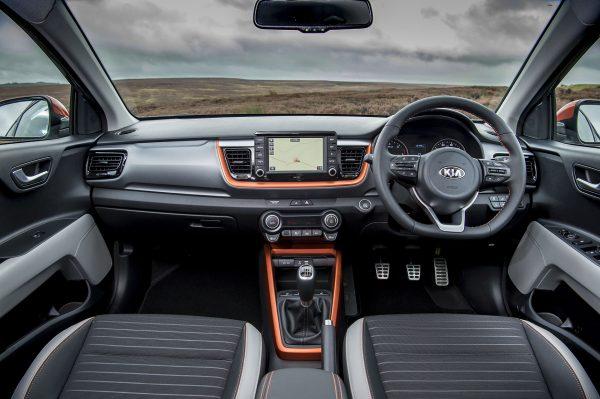 Kia Stonic interior (The Car Expert)