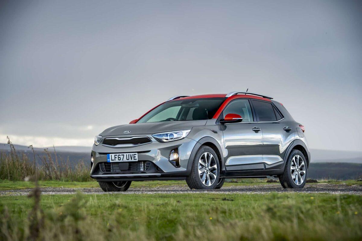 Kia Stonic small crossover / SUV (The Car Expert)