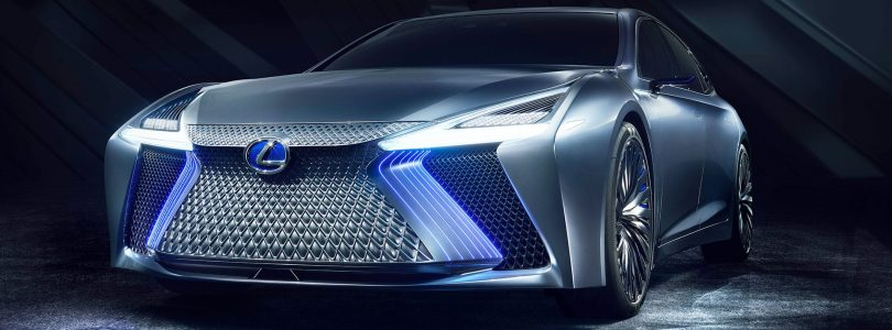 Lexus LS Concept The Car Expert