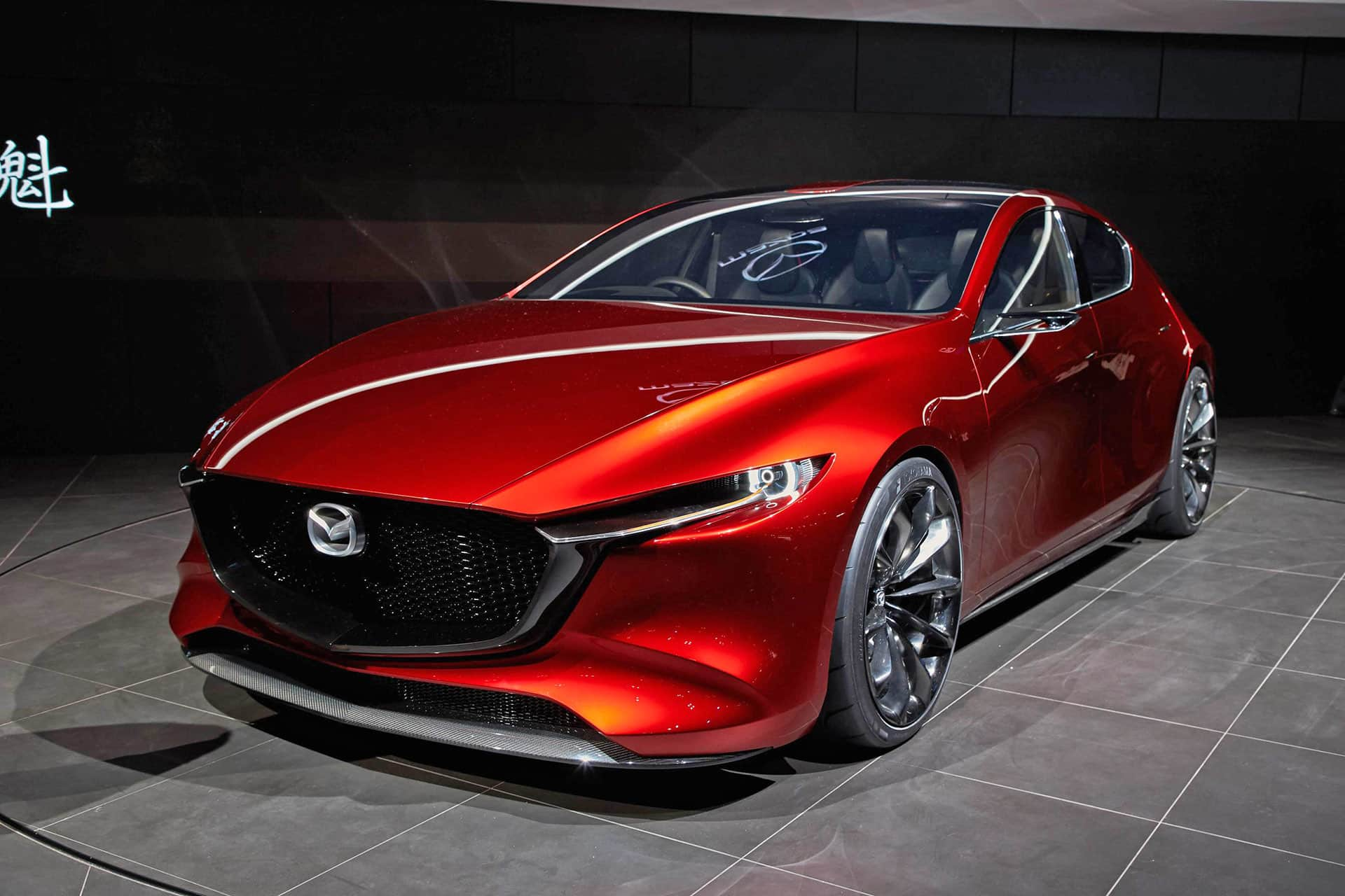 Mazda Kai The car Expert