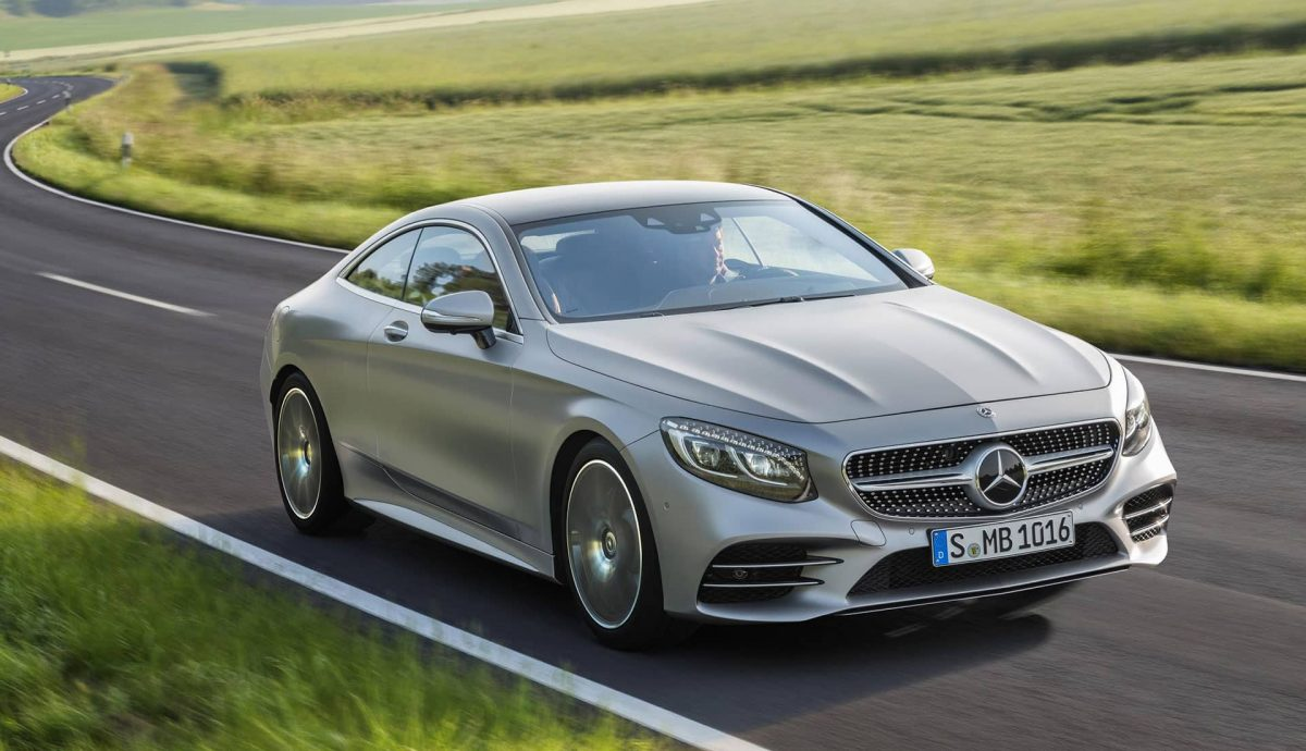 163 104k Buys Mercedes Benz S Class Coupe The Car Expert