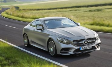Mercedes-Benz S-Class Coupe The Car Expert