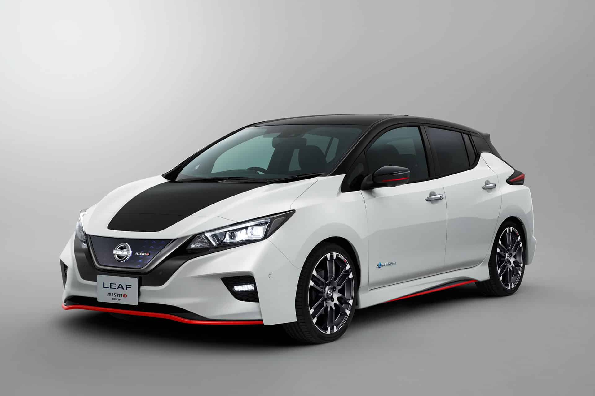 Nissan LEAF NISMO The Car Expert
