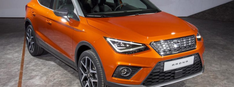 SEAT Arona crossover goes on sale at £16.5K