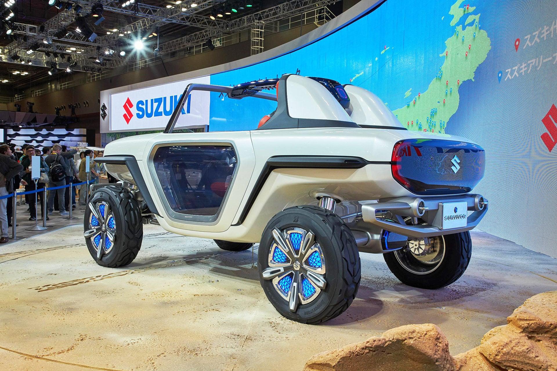 The Car Expert Suzuki E- Survivor