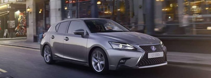Lexus CT 200h The Car Expert
