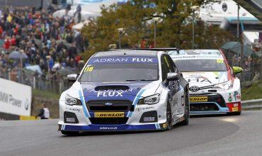 Subaru driver Ashley Sutton has won the 2017 British Touring Car Championship (BTCC)