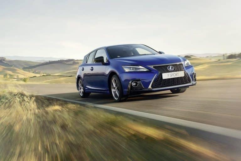 Lexus finance offer for hybrid models