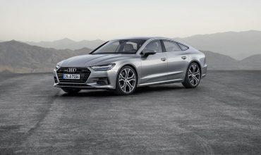Audi A7 Sportback unveiled, October 2017 (The Car Expert)