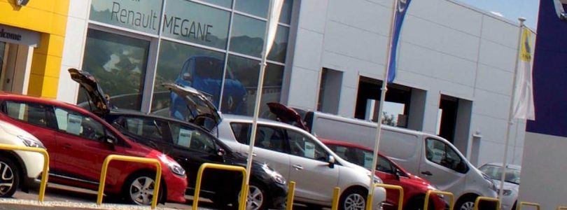 Car dealer finance is still growing