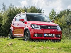 Suzuki Ignis winter PCP offer
