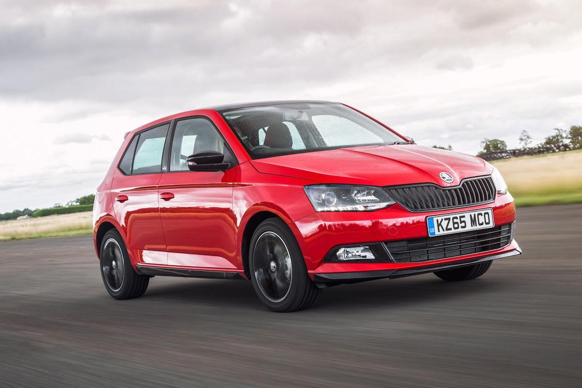 Skoda Fabia - PCP car finance offer with £1,500 deposit contribution