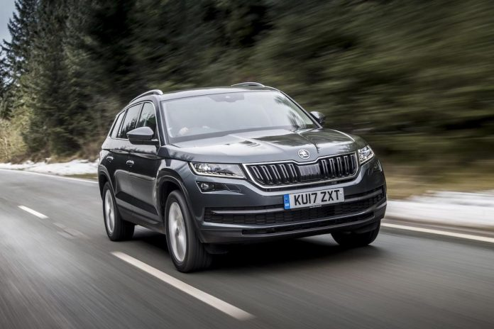 Skoda Kodiaq - PCP offer with deposit contribution