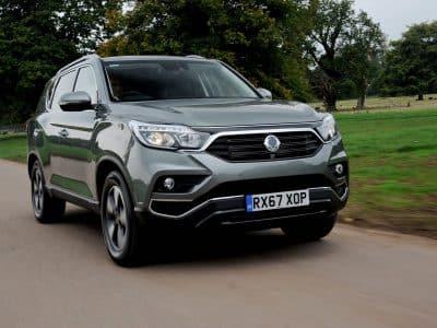 SsangYong Rexton review 2017 | The Car Expert
